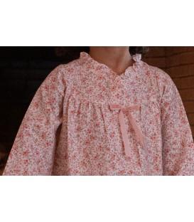 Pijama cuadros algodón