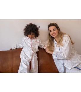Pijama amapola